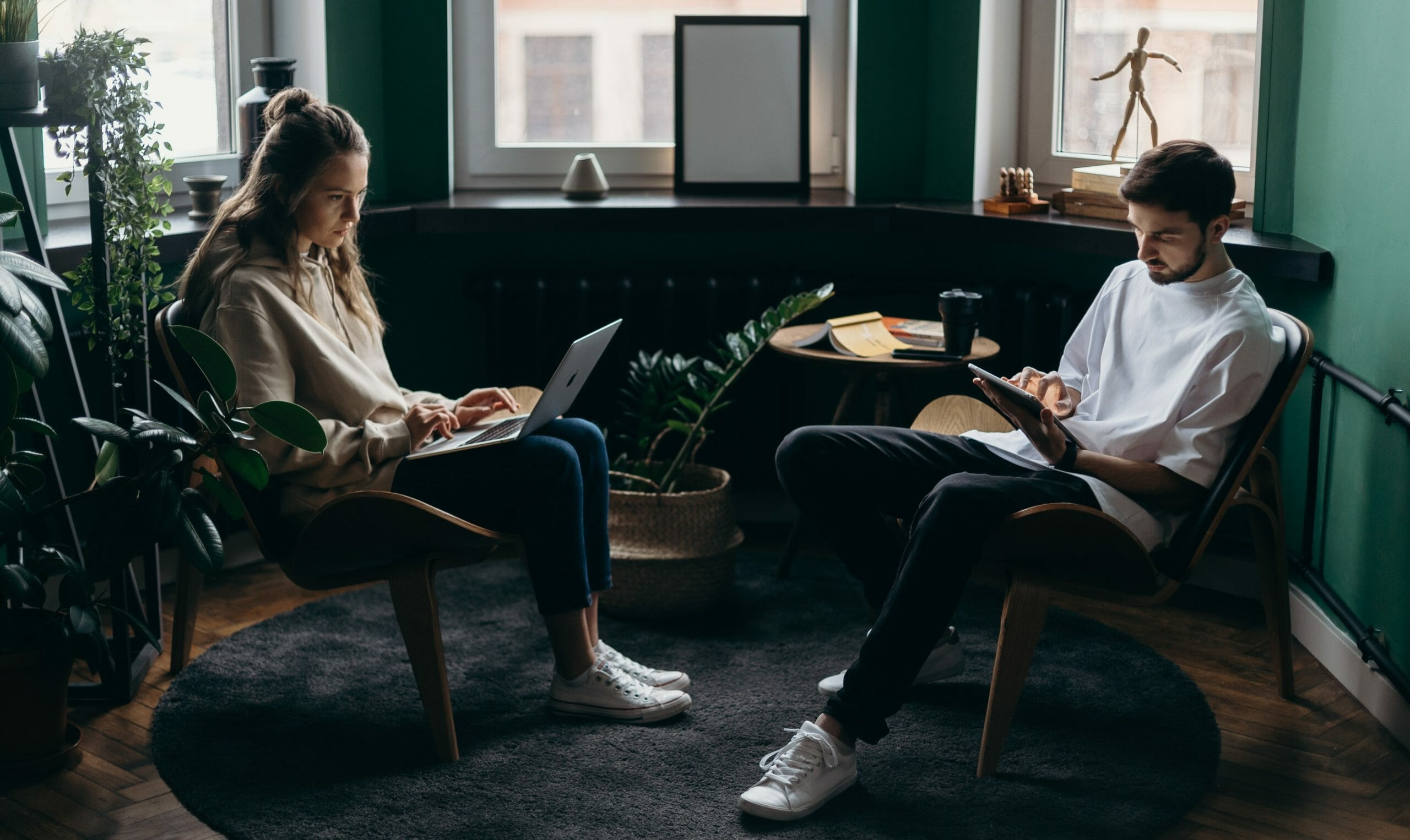 Get set up to work remotely, remotely